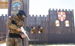Paintballing for Four - Half Price Special Offer Experience from Trackdays.co.uk