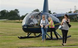 Tactical Helicopter Flying Lessons For TWO Experience from Trackdays.co.uk