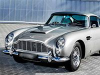 DB5 Driving Experiences