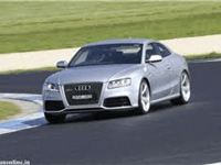RS 5 Driving Experiences