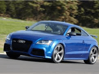 TT RS Driving Experiences