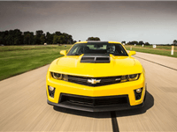 Camaro Driving Experiences