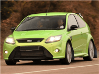 Focus RS Turbo Driving Experiences