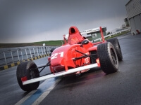 Knockhill Race Car