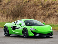570S Driving Experiences
