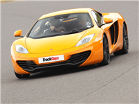 MP4 12c Driving Experiences