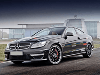 CL AMG V8 Driving Experiences