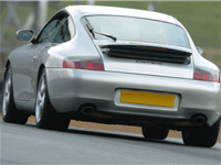 911 Carrera Driving Experiences