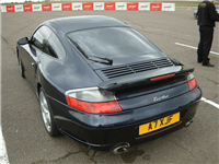 911 Turbo Driving Experiences