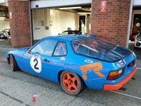 924 Cup Driving Experiences