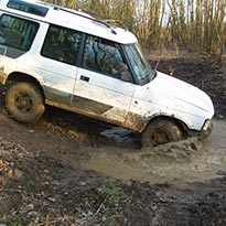 4x4 Off Road Driving Experiences