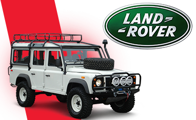 Land Rover Driving Experiences