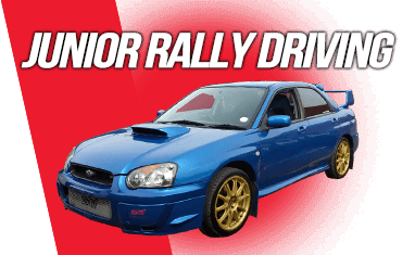 Junior Rally Driving Experiences