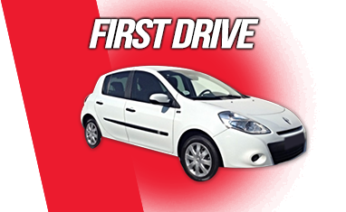 First Drive
