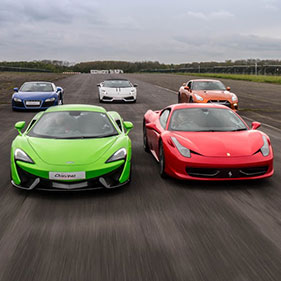 21st Birthday Gifts Gift Ideas Supercar Driving Experiences