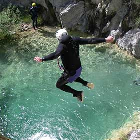 Canyoning Experience Days