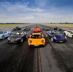 choose by supercar