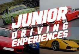 Junior Driving Experiences