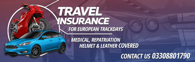 Track Day Travel Insurance