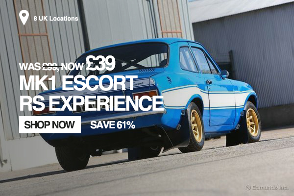 MK1 Escort RS Experience - £39