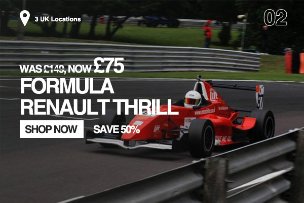 Formula Renault Thrill