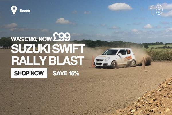 Suzuki Swift Rally Blast