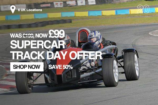 Supercar Track Day Offer