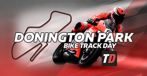 3 Groups p/h - Donington Park - 11696