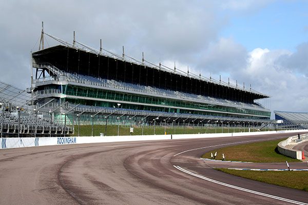 Calendar updated with 'last ever' Rockingham dates | Track Days