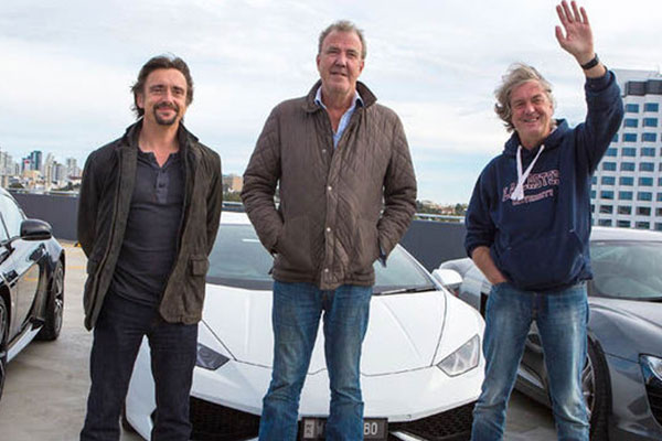 The Grand Tour Season 2: Where, When, How & Why to Watch | Trackdays.co.uk