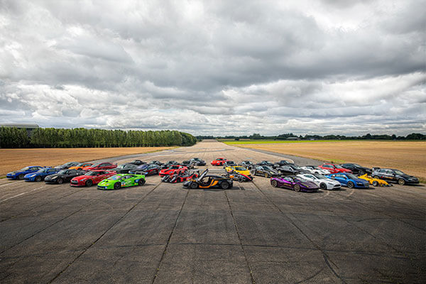 Top 10 Driving Experience Gifts For Christmas 2017 | Trackdays.co.uk