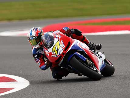 James Ellison and Leon Haslam both win at Cadwell Park