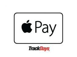 Apple Pay now available in payment methods on TrackDays