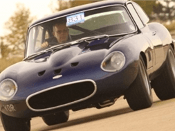 Drive the classic Jaguar E-Type - The most beautiful car ever made