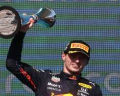 Latest F1 news: Verstappen extends title lead and more