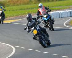 New Riding School for novice bike riders launched at Blyton Park
