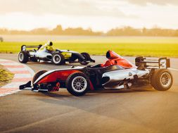Race car experiences surge ahead of F1 anniversary year