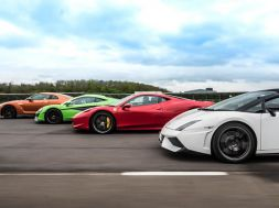 Socks stink…instead give the thrill of a Lamborghini at Christmas
