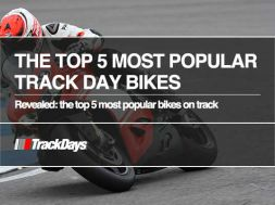 The Top 5 Most Popular Track Day Bikes