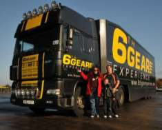 Youngsters could help the UK to keep on trucking