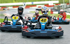 1 Hour Go Karting Endurance Race Experience from Trackdays.co.uk