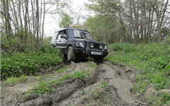 4x4 Driving With One to One Tuition Experience from Trackdays.co.uk