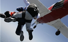 Accelerated Freefall Skydiving                                                                                                                         Experience Day