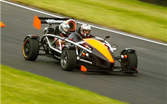 Ariel Atom Blast Experience from Trackdays.co.uk
