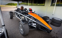 Ariel Atom Track Day Car Hire Experience from Trackdays.co.uk