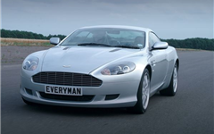 Aston Martin                                                                                                                                           Experience from Trackdays.co.uk