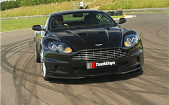 Aston Martin DBS                                                                                                                                       Experience from Trackdays.co.uk