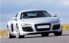 Audi R8                                                                                                                                                Experience from Trackdays.co.uk