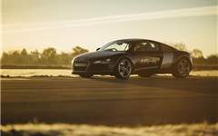Audi R8 Driving Thrill Experience from Trackdays.co.uk