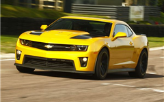 Bumblebee Camaro Experience from Trackdays.co.uk